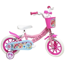 "Denver - Vélo 12"" Princesses - rose / CF13129 - Denver"