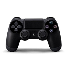 PlayStation 4 - Manette DualShock 4 Officielle - Noire - Sony