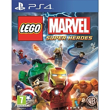 Jeu Playstation 4 - Lego Marvel Super Heroes - Warner Bros Games