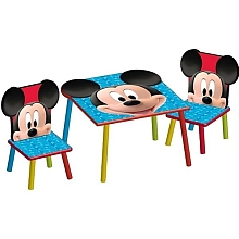 Table + 2 chaises Mickey - Delta Enterprises