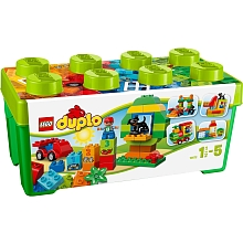 LEGO® DUPLO® - Grande boîte du jardin en fleurs - 10572 - Lego