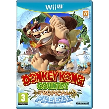 Jeu Nintendo Wii U - Donkey Kong Country : Tropical Freeze - Nintendo