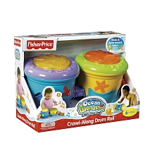 Fisher Price - Tambours - Seulement chez Toysrus ! - Fisher Price
