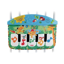 Fisher Price - Tableau musical Rainforest - Seulement chez Toysrus ! - Mattel