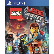 Jeu Playstation 4 - Lego la grande aventure - Warner Bros Games
