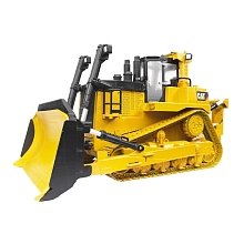 Grand bulldozer Caterpillar - Bruder