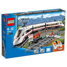 LEGO® City - Le train de passagers à grande vitesse - 60051 - Lego