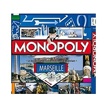 Monopoly Marseille - Winning Moves