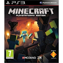 Jeu Playstation 3 - Minecraft - Sony