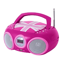 Lecteur Radio CD MP3 Fille - Big Ben