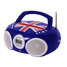 Lecteur Radio CD MP3 UK - Big Ben