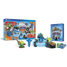 Skylanders Trap Team - Pack de démarrage PS4 - Activision