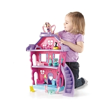Fisher Price - La Grande Maison de Minnie - Mattel