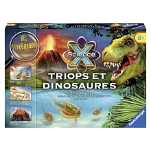 Maxi Science X -Triops et Dinosaures - Ravensburger