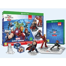 Disney Infinity 2.0 : Marvel Super Heroes - Pack de démarrage Xbox One - Disney