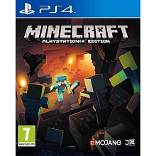 Jeu Playstation 4 Minecraft - Sony