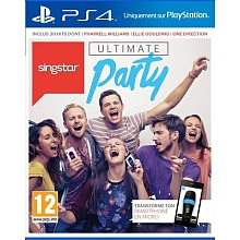 Jeu Playstation 4 - SingStar : ultimate party - Sony