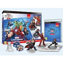 Disney Infinity 2.0 : Marvel Super Heroes - Pack de démarrage PlayStation 3 - Disney