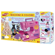 Machine à coudre Sac Peace & Glam Rose - Joustra