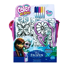 Frozen Color Me Mines sac pailletté - Smoby