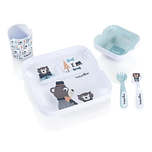 "Babymoov - Lovely Lunch Set ""Bear - Babymoov"