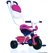 Smoby - Tricycle Be Move Confort - Rose & Violet - Smoby