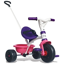 Smoby - Tricycle Be Move - Rose & Violet - Smoby