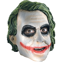 Masque Joker adulte du film Batman (Taille Unique) - Brevi