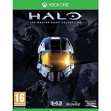 Jeu Xbox One - Halo : Master Chief Collection - Activision