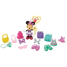 Fisher Price - Minnie - Coffret Anniversaire - Mattel