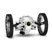 Mini Drone Jumping Sumo Blanc - Parrot
