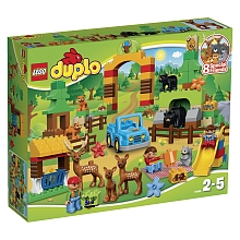 LEGO® DUPLO® - Le Parc de la Forêt - 10584 - Lego