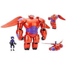 Figurine DX Flying Baymax - Bandai
