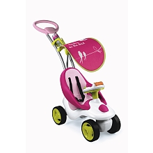 Smoby - Porteur Bubble Go - Rose - Smoby