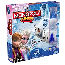 Monopoly Junior - La Reine des Neiges - Hasbro