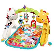Fisher-Price - Tapis Eveil Evolutif - Mattel