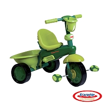 Tricycle Fisher Price Vert - D'Arpeje