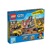 LEGO® City  - Super Pack 3 en 1 Demolition - 66521 - Lego