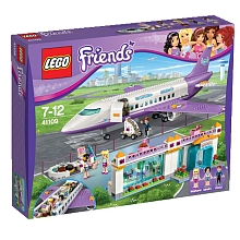 LEGO® Friends  - L'aéroport de Heartlake City - 41109 - Seulement chez Toysrus ! - Lego