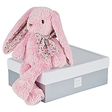 Histoire d'Ours - Copain Calin Lapin rose - Histoire d'Ours