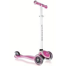 Trottinette Globber 3 Roues - My Free Up - Rose - Templar