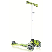 Trottinette Globber 3 Roues - My Free Up - Verte - Templar