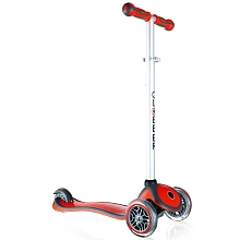 Trottinette Globber 3 Roues - My Free Up - Rouge - Templar