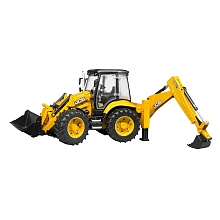 Tractopelle JCB 5CX - Bruder