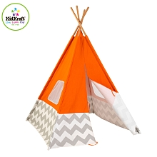 LDD Kidkraft - Tipi - Orange - Kidkraft