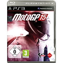 Jeu PlayStation 3 - Moto GP 15 - Big Ben