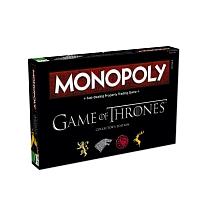 Monopoly - Game Of Thrones - Winning Moves