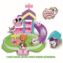 Chubby Puppies Parc de Dressage - Spin Master Toys