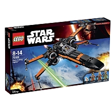 LEGO® Star Wars  - Poe's X-Wing Fighter - 75102 - Lego