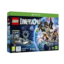 LEGO Dimensions - Pack De Démarrage - Xbox One - Warner Bros Games